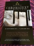 Chromatext